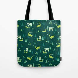 Cryptid Cuties: The Lochness Monster Tote Bag