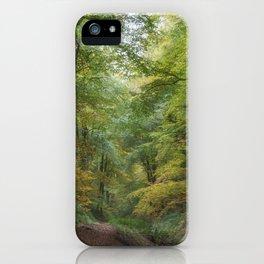 Ten Acre Woods iPhone Case