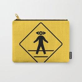 Start Seeing Pedestrians Carry-All Pouch