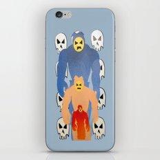 invaderz iPhone & iPod Skin