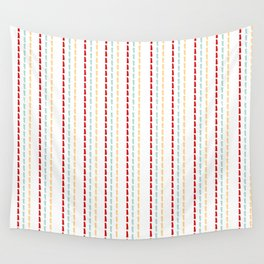 Stitched Wall Tapestry