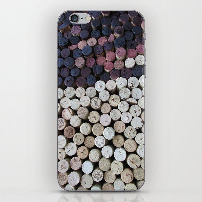 Too Many Corks iPhone Skin