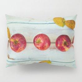 Apples (Color) Pillow Sham
