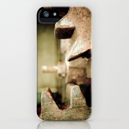 Metal Two iPhone Case