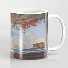 After Maxfield Parrish Coffee Mug