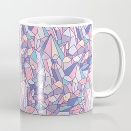 crystal heart ♥ Coffee Mug