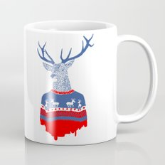 Ugly winter pulover Mug
