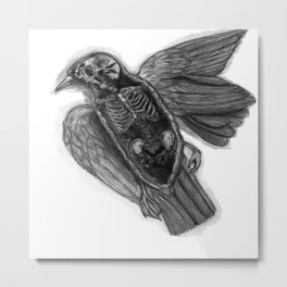 we are the birds Metal Print