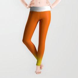 Candy Corn Ombre Leggings