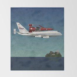 Thunderbird Carrier Throw Blanket