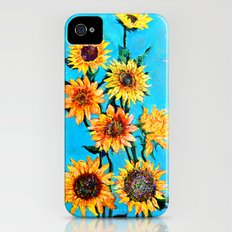 SUNSHINE iPhone (4, 4s) Slim Case