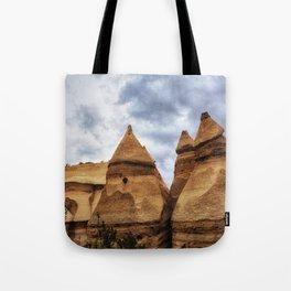 Kasha Peaks Tote Bag