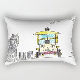 Perky Isabella Rectangular Pillow