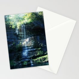 Fairy Falls Stationery Cards