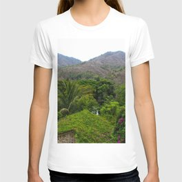 Dreamy Mexican Jungle T-shirt