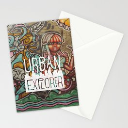URBAN EXPLORER Stationery Cards