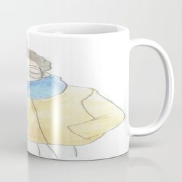 In The Winter Coffee Mug