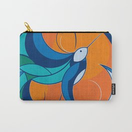 One with the sun Carry-All Pouch