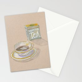 Uncertain Tea Stationery Cards