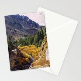 Autumn in Colorado Stationery Cards