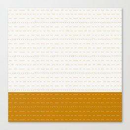 Coit Pattern 56 Canvas Print