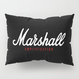 Marshall Amplification Pillow Sham