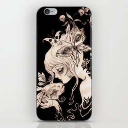 Alice Dreaming iPhone Skin