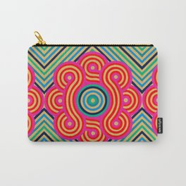 Cosmic Vibrations Within Carry-All Pouch