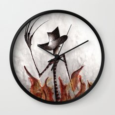 Nightmare on Elm Wall Clock