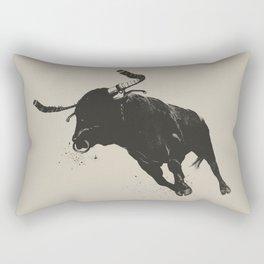 Bullhorns Rectangular Pillow