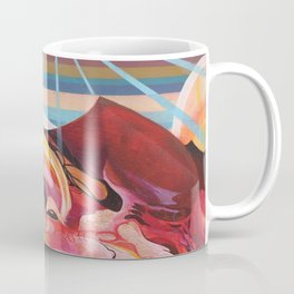 Party on Mars Coffee Mug