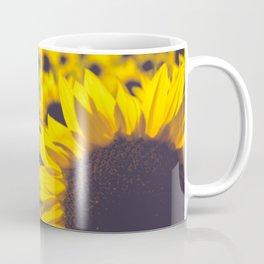 Summer Sunflower Love Coffee Mug