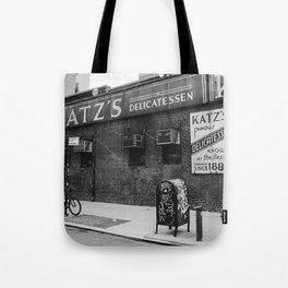 Katz V Tote Bag