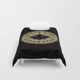 North Side Lifestyle (gold) Comforters