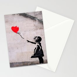 Banksy, Hope Stationery Cards
