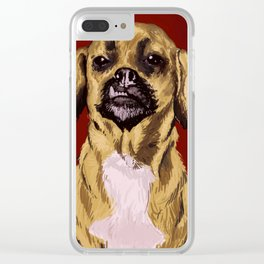 snaggle tooth Clear iPhone Case