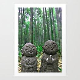 The Pairing of Love Art Print