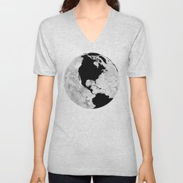 Earth. Unisex V-Neck