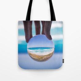 Crystal Beach 2 Tote Bag