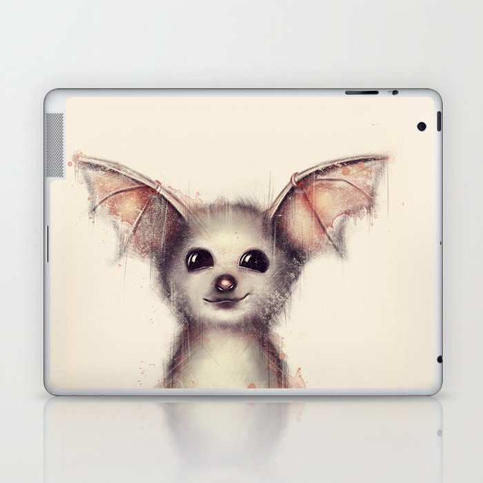What the Fox? Laptop & iPad Skin