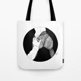Grasping Tote Bag