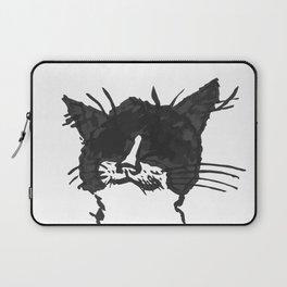 Yeti the Sweetest Cat Ever Laptop Sleeve