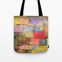 Paul Klee Villa Fiorentino Tote Bag
