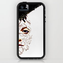 I Officially Exist iPhone Case