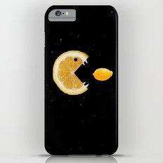 Funny Lemon Eats lemon Slim Case iPhone 6 Plus
