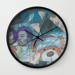 Till 3005 Wall Clock