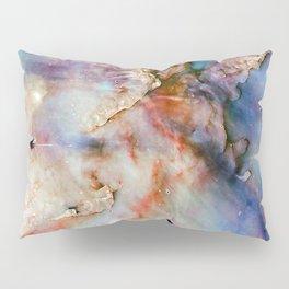 Carina Nebula Pillow Sham