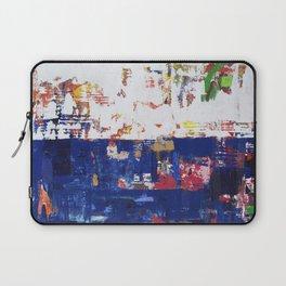 Myth Modern Art Blue Laptop Sleeve