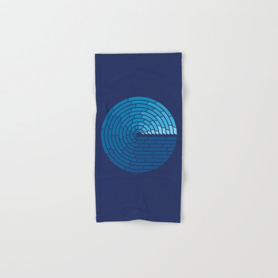 Almighty Ocean Hand & Bath Towel