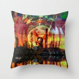 Xanadu Throw Pillow
